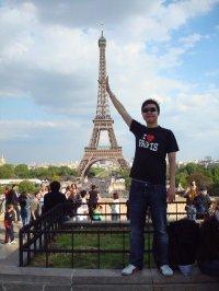 Shun Jian in Paris